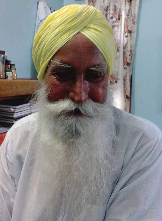 Joginder Singh Sivia