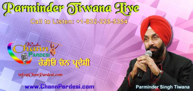 Parminder Tiwana Live Show