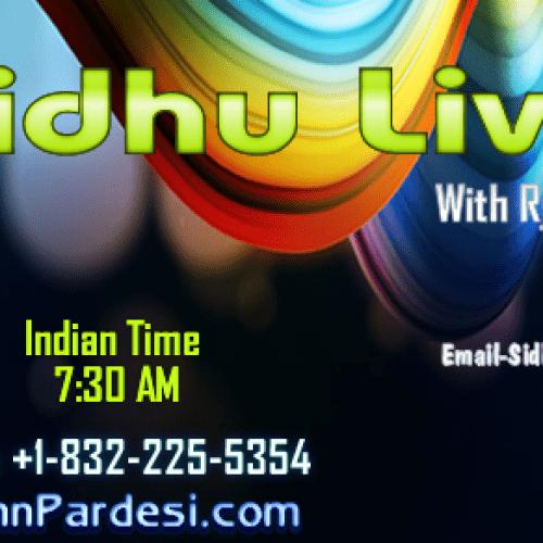 Sidhu Live Shows | Radio Chann Pardesi